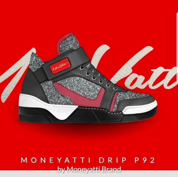Moneyatti Drip P92 Sneakers By Master P